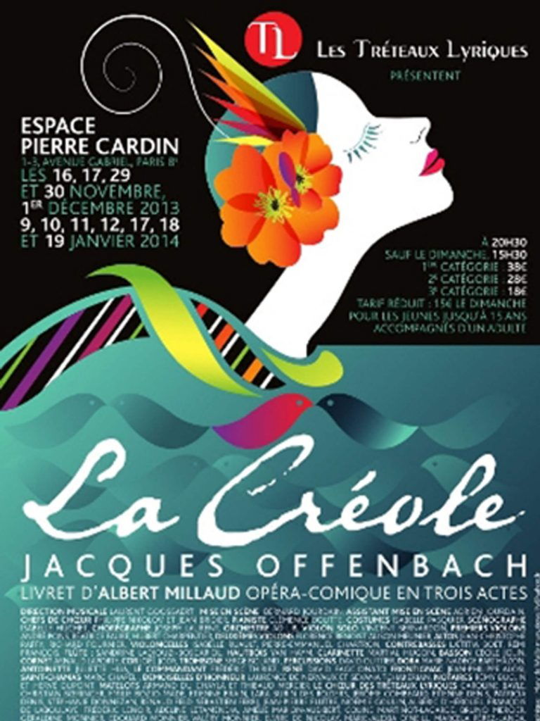 La Créole-Tréteaux-Lyriques